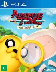 Adventure Time: As Investigações de Finn e Jake - PS4