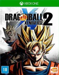 Dragon Ball Xenoverse 2 - Seminovo - Xbox One