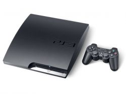 PS3 Console Slim SSD 480 GB - Seminovo