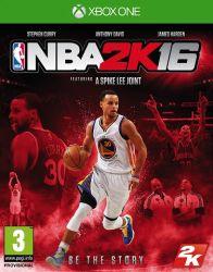 NBA 2K16 - Seminovo - Xbox One