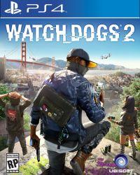 Watch Dogs 2 - Seminovo - PS4