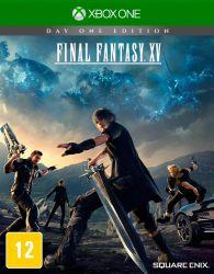 Final Fantasy XV - Seminovo - Xbox One