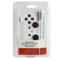 Controle Dualshock 3 Branco - Play Game