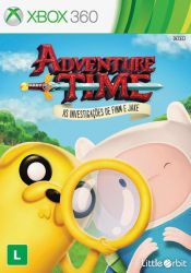 Adventure Time: As Investigações de Finn e Jake - Xbox 360