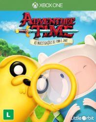 Adventure Time: As Investigações de Finn e Jake - Xbox One