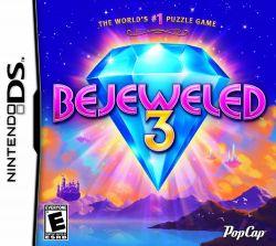 Bejeweled 3 - Seminovo - Nintendo DS