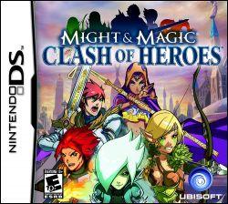Might & Magic: Clash of Heroes - Seminovo - Nintendo DS