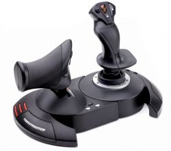Controle T.Flight Hotas X - PS3 e PC