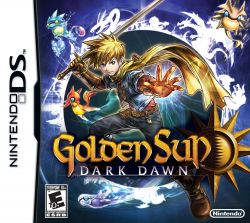 Golden Sun: Dark Dawn - Nintendo DS