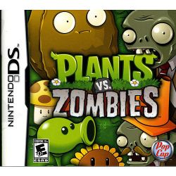 Plants vs Zombies - Seminovo - Nintendo DS