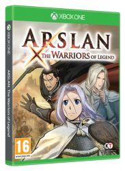 Arslan: The Warriors of Legend - Seminovo - Xbox One