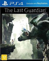 The Last Guardian - Seminovo - PS4