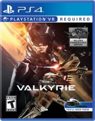 Eve : Valkyrie - VR PS4