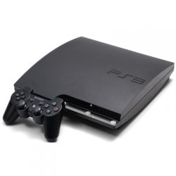 Console PS3 250gb Slim - Seminovo