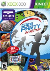 Kinect Game Party: In Motion - Seminovo - Xbox 360