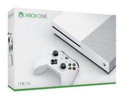 Console Xbox One S 4K 500GB Branco