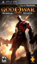 God of War: Ghost of Sparta - Seminovo - PSP