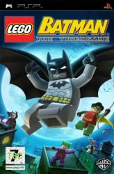 LEGO Batman: The Video Game - Seminovo - PSP