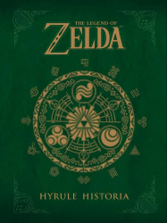 Livro - The Legend of Zelda: Hyrule Historia