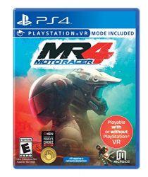 Moto Racer 4 VR - PS4