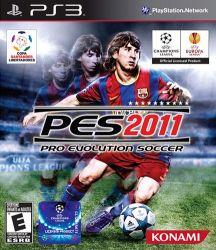 Pro Evolution Soccer 2011 - PES - Seminovo - PS3