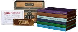The Legend of Zelda Box Set: Prima Full Official Game Guide Ed. Completa