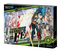 Tokyo Mirage Sessions #FE - Special Edition - Wii U