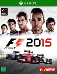 Formula 1 2015 - F1 - Seminovo - Xbox One