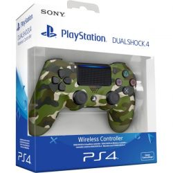 Controle Dualshock 4 Verde Camuflado - PS4