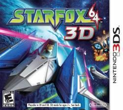 StarFox 64 3D - Seminovo - Nintendo 3DS