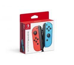 Controle Joy-Con L/R Vermelho/Azul - Nintendo Switch
