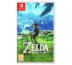 Legend of Zelda: Breath of the Wild - Nintendo Switch