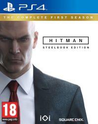 Hitman: A Primeira Temporada Completa - Seminovo - PS4