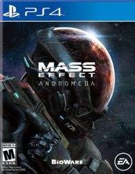 Mass Effect: Andromeda - PS4