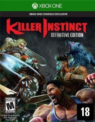 Killer Instinct: Definitive Edition - Seminovo - Xbox One