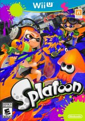 Splatoon - Seminovo - Wii U