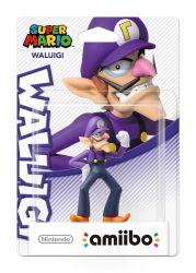 Amiibo: Waluigi - Wii U / Nintendo 3DS