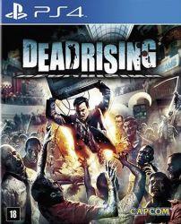 Dead Rising Remastered - Seminovo - PS4