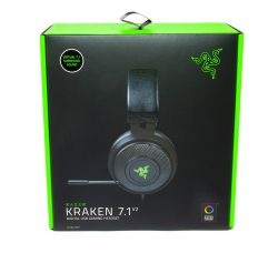Headset Razer Kraken 7.1 V2 Digital - PC / PS4