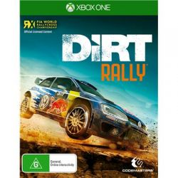 Dirt Rally - Seminovo - Xbox One