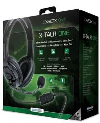Headset Dreamgear X-Talk Gaming - Xbox One