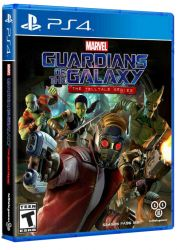 Guardians of the Galaxy: The Telltale Series - PS4