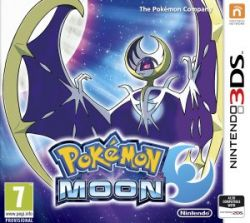 Pokémon Moon - Seminovo - Nintendo 3DS