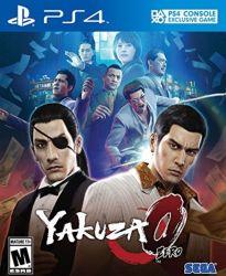 Yakuza 0 - Seminovo - PS4