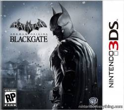 Batman: Arkham Origins Blackgate - Seminovo - Nintendo 3DS