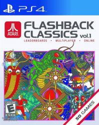 Atari Flashback Classics Vol 1 - Ps4