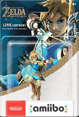 Amiibo Link (Archer) - Wii U/Nintendo Switch