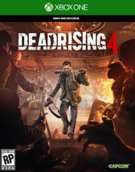 Dead Rising 4 - Seminovo - Xbox One
