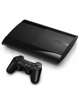 Console PS3 Super Slim 250GB - Seminovo