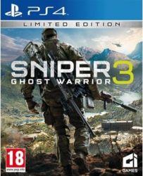 Sniper: Ghost Warrior 3 - Seminovo - PS4